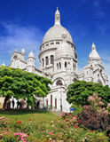 Sacre Coeur. Stock Photography