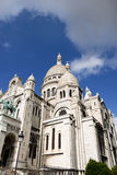 Sacre-Coeur Стоковое фото RF