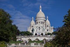 Sacre Coeur Royaltyfri Bild