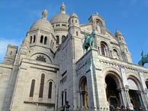sacre-Coeur Obraz Royalty Free
