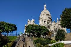 Sacre Coeur Royaltyfria Bilder