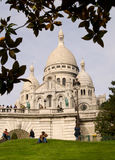 Sacre Coeur Stock Photography
