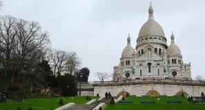 Sacre-Coeur Fotos de Stock Royalty Free