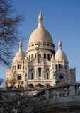 The Sacre Coeur Stock Photos