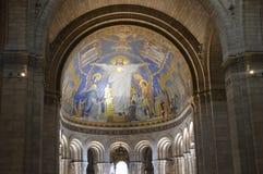 Sacre Coeur Imagens de Stock