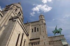 Sacre Coeur Στοκ Εικόνες