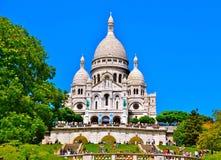 Sacre-Coeur Стоковое Изображение RF