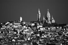 Sacre Coeur Royalty Free Stock Photo