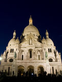 Sacre Coeur Royalty Free Stock Photos