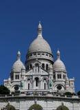 Sacre-Coeur basilica Stock Images