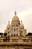 Sacre-Coeur Basilica Royalty Free Stock Photography