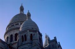 Sacre Coeur Basilica Stock Photography