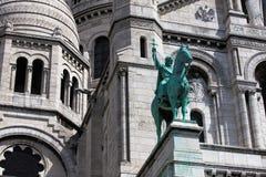 Sacre Coeur Basilica Stock Photos