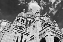 Sacre-Coeur Basilica, Montmartre, Paris II Stock Photography