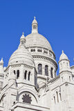 The Sacre-Coeur Basilica, Paris Royalty Free Stock Image
