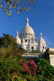 Sacre-Coeur Basilica in Paris Stock Photo