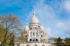 Sacre Coeur Basilica, Paris Royalty Free Stock Photo