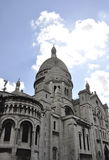 Sacre Coeur Basilica in Paris Royalty Free Stock Photos