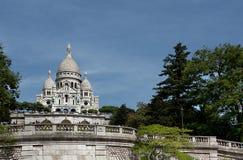 Sacre Coeur Royalty Free Stock Photography