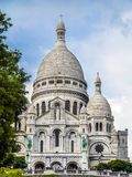 Sacre-Coeur Basilica Royalty Free Stock Photos