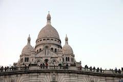 Sacre Coeur Basilica Stock Images