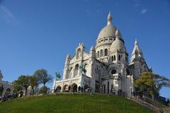 Sacre Coeur Basilica, Roman Catholic Church, Paris Royalty Free Stock Photo
