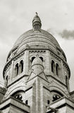 Sacre-Coeur basilique in Paris Royalty Free Stock Images