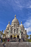 Sacre Coeur Cathedral Royalty Free Stock Photography