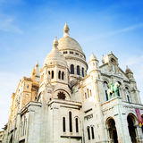 Sacre Coeur Cathedral, Paris Royalty Free Stock Photos
