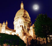 Sacre Coeur Cathedral Royalty Free Stock Image