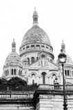 Sacre coeur Cathedral - Paris Royalty Free Stock Photography