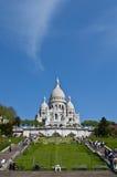 Sacre Coeur church Royalty Free Stock Photo