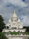 Sacre Coeur Church Paris Royalty Free Stock Images