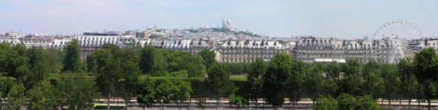 Sacre Coeur da musée d'Orsay Fotografie Stock Libere da Diritti