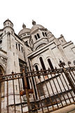Sacre Coeur de Montmartre Royalty Free Stock Photography