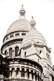 Sacre Coeur de Montmartre Stock Images