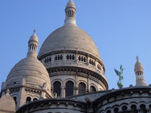 Sacre-Coeur de Montmartre, Paris Stock Photography