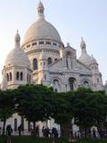 Sacre-Coeur de Montmartre, Paris Stock Photos
