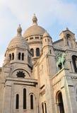 Sacre-Coeur em Paris Fotos de Stock Royalty Free