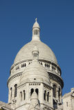 Sacre-Coeur, fragment, Paris, France Royalty Free Stock Photo