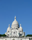 Sacre Coeur - france Foto de Stock Royalty Free
