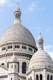 Sacre Coeur i Paris Royaltyfri Bild