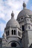 Sacre Coeur Kirche lizenzfreie stockfotos