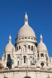Sacre Coeur (Kirche des Inneren von Christ) lizenzfreies stockfoto