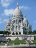 Sacre Coeur, Montmartre Royalty Free Stock Photography