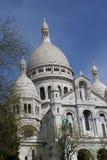Sacre Coeur Montmartre, París fotografía de archivo libre de regalías