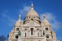 Sacre Coeur, Montmartre, Paris Stock Photography