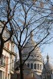 Sacre Coeur, Montmartre, Paris Royalty Free Stock Photos