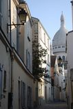 Sacre Coeur, Montmartre, Paris Royalty Free Stock Photography
