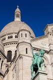 Sacre Coeur, Montmartre, Paris Stock Images